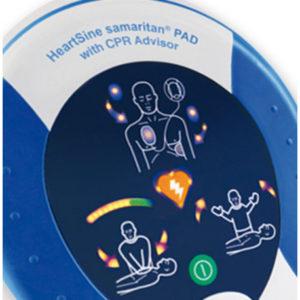 defibrillatore samaritan pad 500p