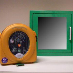 Teca defibrillatori semiautomatici