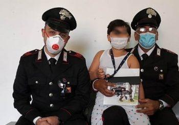 Carabinieri salvano bimbo 6 anni in arresto cardiaco